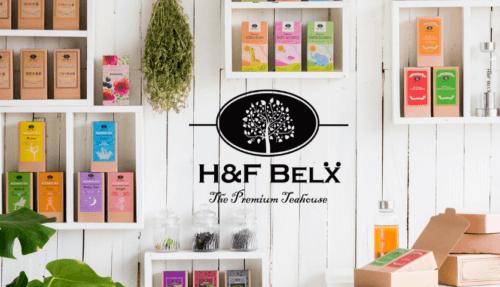 h&f belxの写真