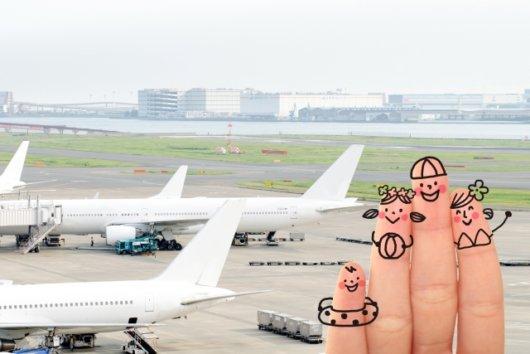 子連れに優しい大分空港。展望デッキやキッズコーナー、改装してくれてありがとう!